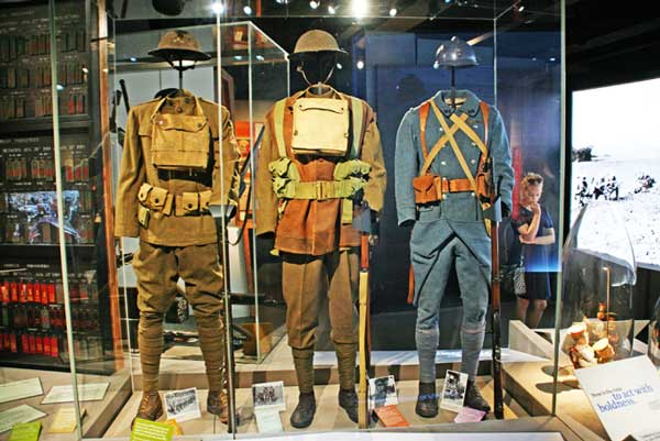 Field Trip: Uniform and Textiles at the Imperial War Museum - Field