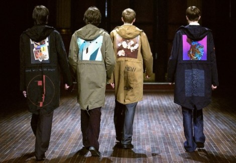 Raf Simons AW 2003 Image courtesy of Raf Simons - Low Res