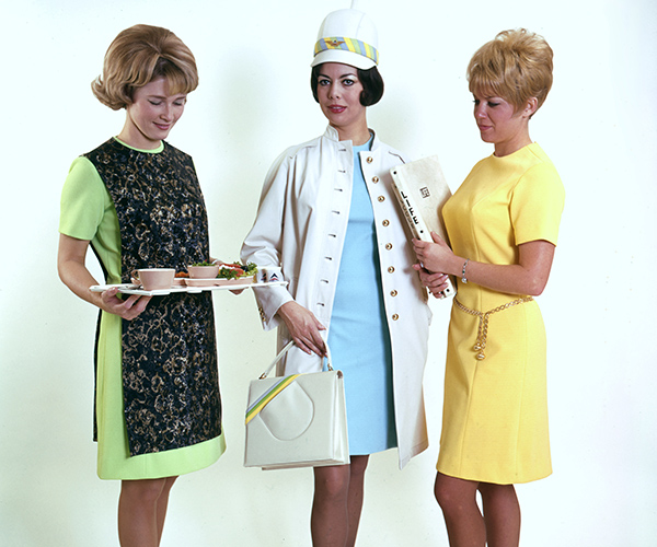 Summer Uniform, 1968-1970