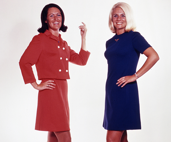 Winter Uniform 1968-1970