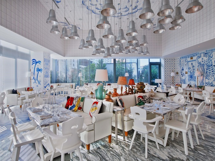 Bazaar Mar (Miami, USA) by Philippe Starck