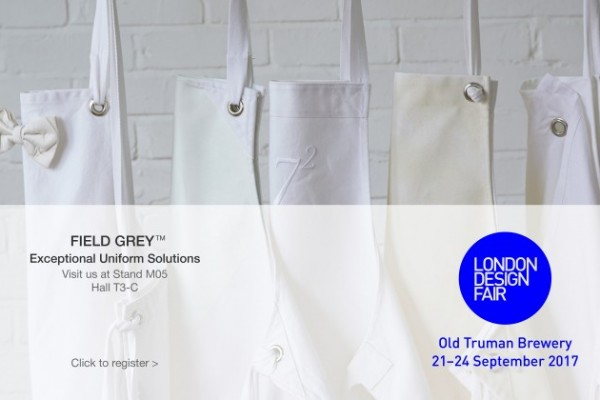 Field Grey at London Design Fair 2017