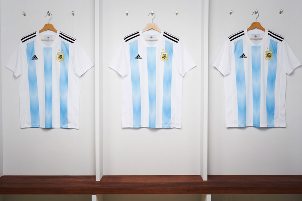 Adidas FIFA World Cup 2018 Kit Argentina
