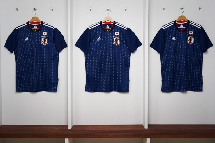 Adidas FIFA World Cup 2018 Kit Japan