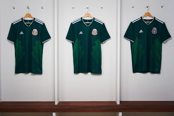 Adidas FIFA World Cup 2018 Kit Mexico