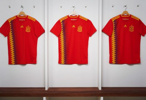 6f0bd5400 Adidas Unveils Retro Kit Designs for FIFA World Cup 2018 - Field ...