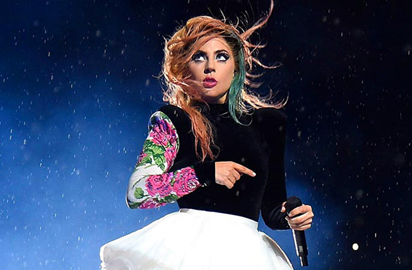 Lady Gaga Richard Quinn