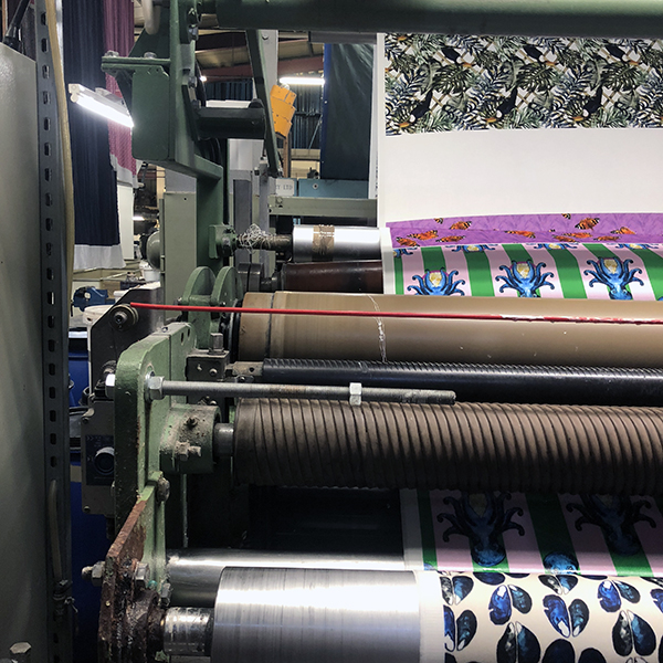 RA Smart Macclesfield Silk Printing Factory