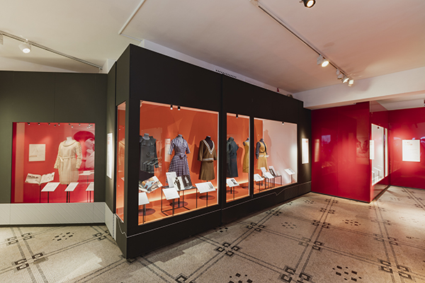 Mary Quant Fashion Revolution V&A London