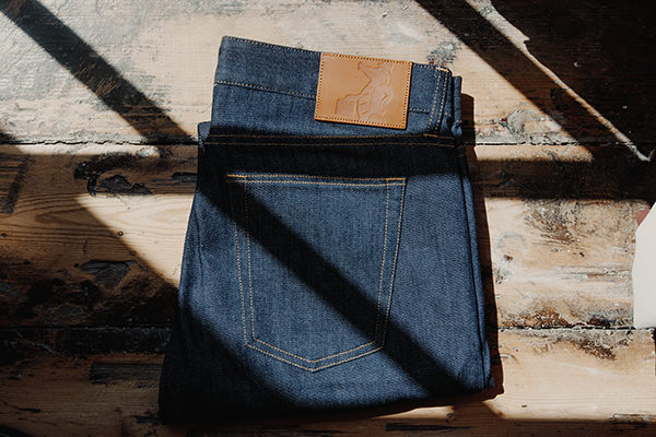 Blackhorse Lane Ateliers Home Grown Denim Jeans