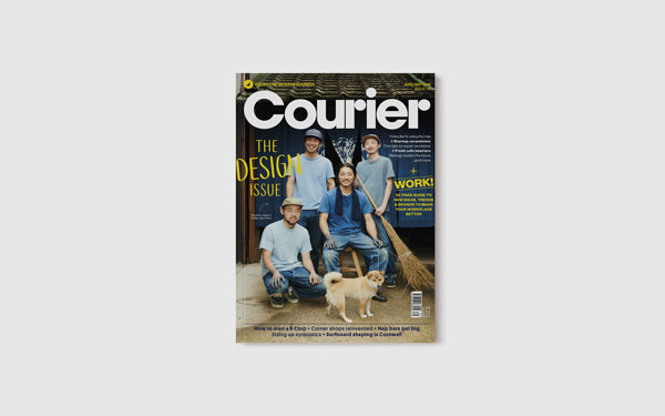 Courier Magazine Aug Sept 2019 Field Grey