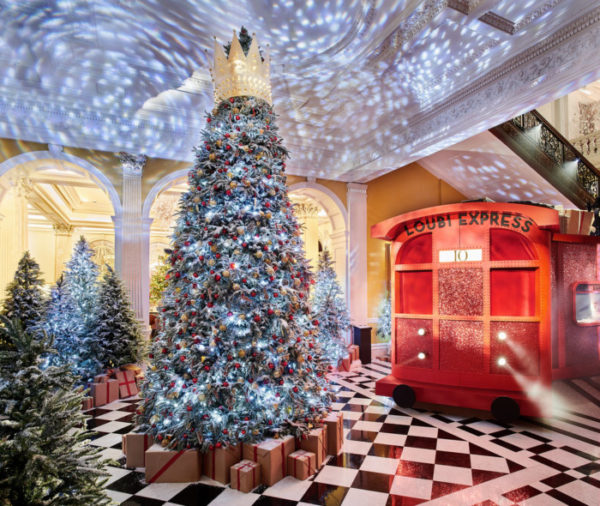 London's best Christmas decorations Claridge's Claridges