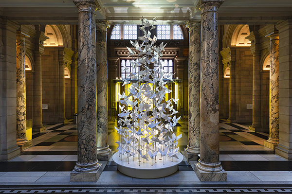 The V&A Christmas Tree 2019